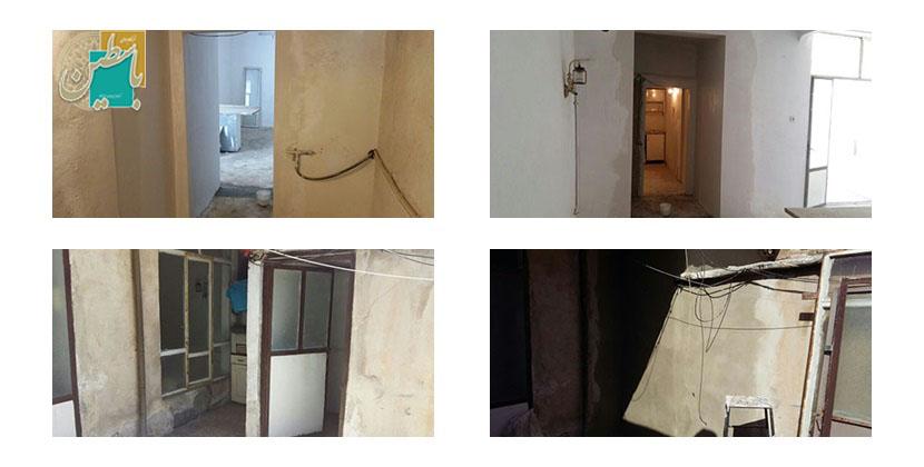 تعمیر منزل نیازمندان (منزل دوم)